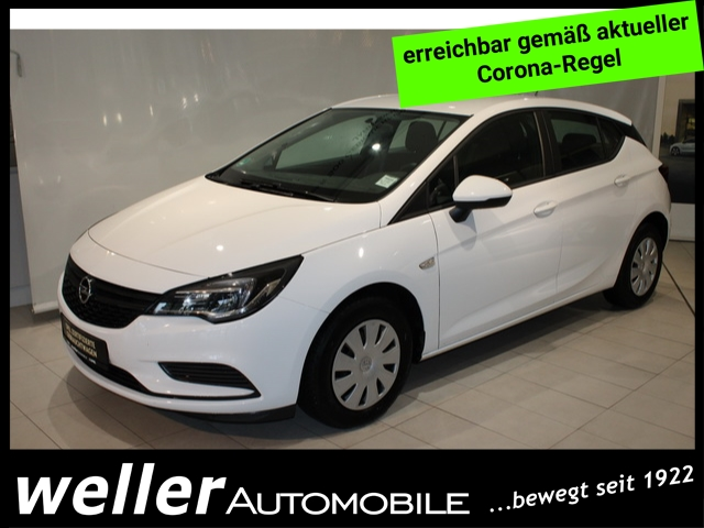 Opel Astra K 1.0 TURBO SELECTION Klima Bluetooth Sitzhe
