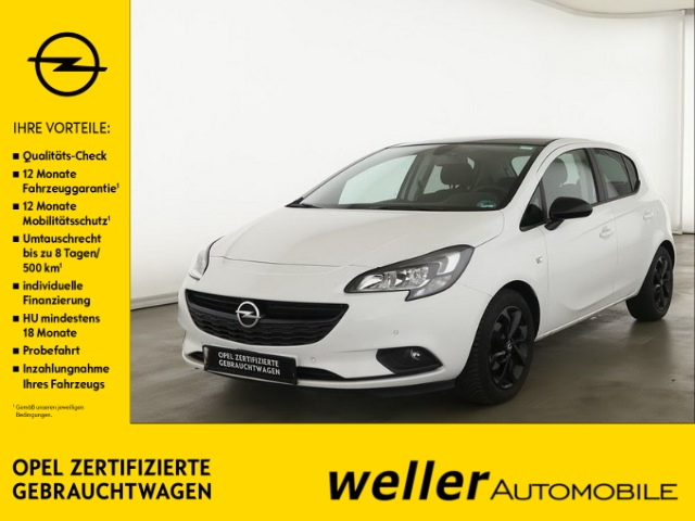 Opel Corsa E 1.4 COLOR-Edition IntelliLink Parksensoren