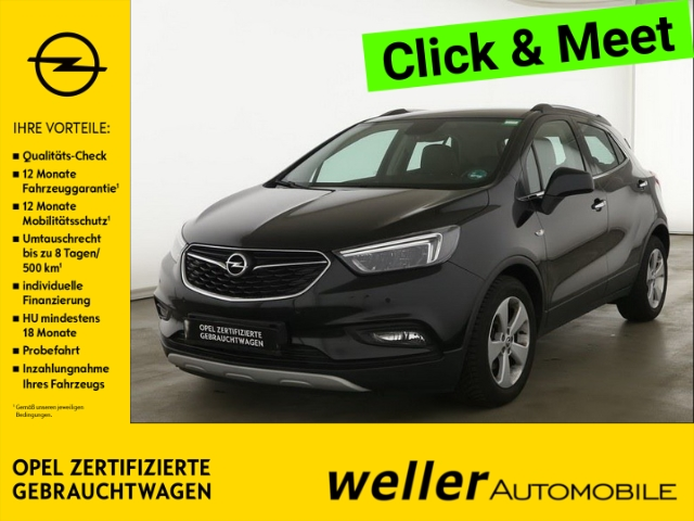 Opel Mokka X 1.4 TURBO Innovation Automatik Navi Rückfa