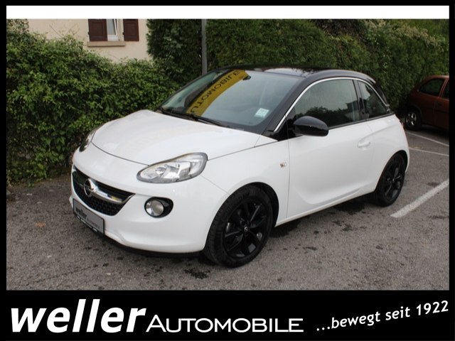 Opel Adam JAM 1.2 IntelliLink Klima Bluetooth Tempomat