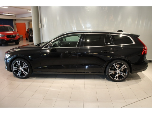 Volvo V60 T6 Inscription AWD Blis 19 Zoll Navi AHK  LED