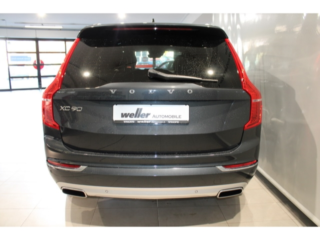 Volvo XC 90 D5 Inscription AWD Standheizung AHK LM 21 Zo