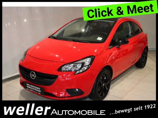 Opel Corsa E 1.4 TURBO COLOR Edition IntelliLink Parkse