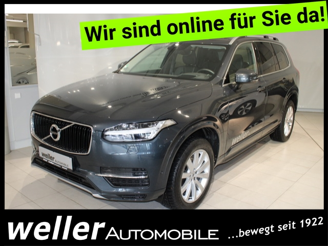 Volvo XC 90 D5 Momentum AWD 5 Sitzer Navi LED Head-up-Di