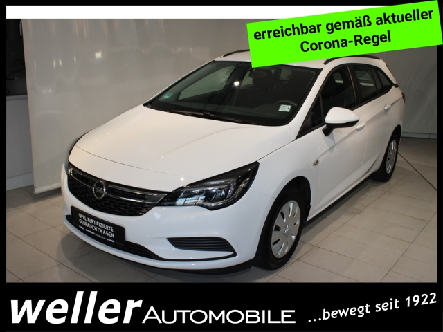 Opel Astra K 1.0 TURBO Sports Tourer Edition Bluetooth
