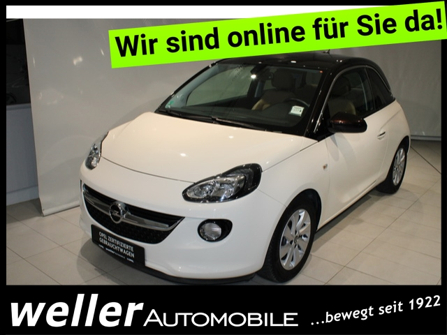 Opel Adam 1.4 UNLIMITED IntelliLink Parksensoren Sitzhe