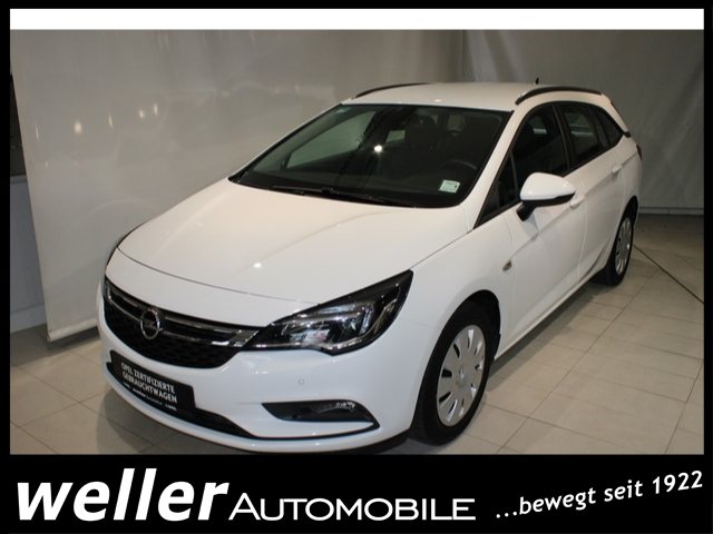 Opel Astra K Sports Tourer 1.6 CDTI BUSINESS Euro6 Rück