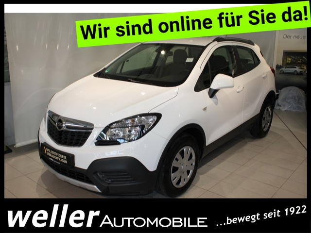 Opel Mokka 1.6 SELECTION Klima CD-Mp3 Tempomat
