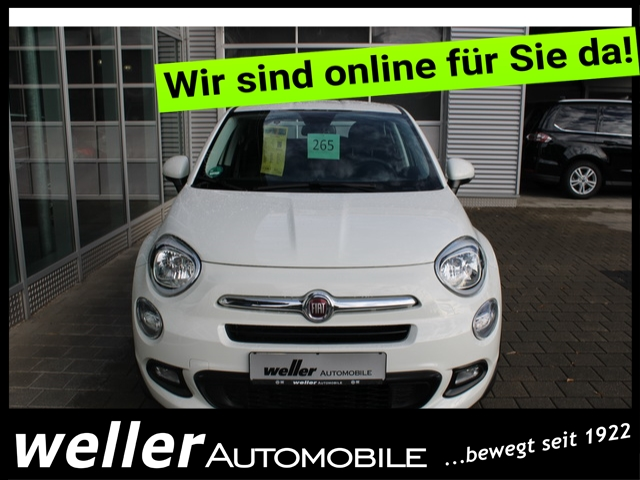 Fiat 500X URBAN LOOK 1.6 POP-STAR Navi AHK Parksensoren