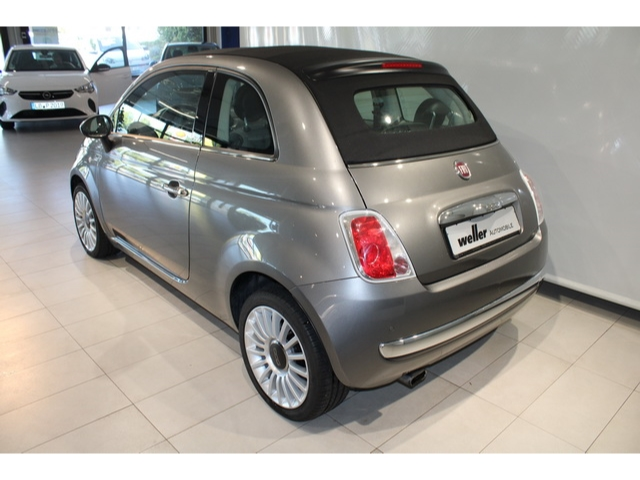 Fiat 500C 0.9 TWIN AIR LOUNGE Bluetooth Klima Parksenso