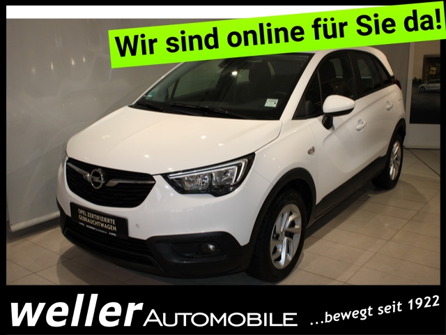 Opel Crossland X 1.2 Edition IntelliLink Parksensoren K
