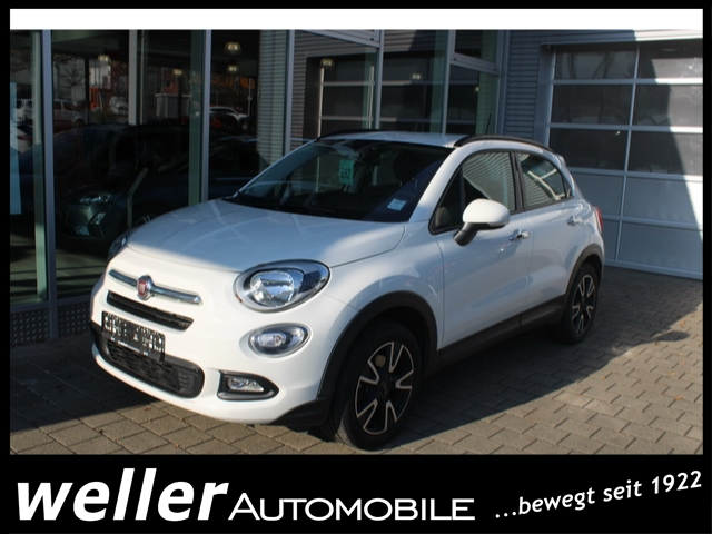Fiat 500X 1.6 E-torQ Pop-Star Bluetooth Parksensoren Kl