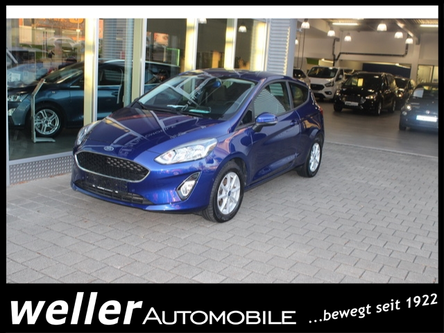 Ford Fiesta 1.1 ''COOL & CONNECT'' Parklenkassistent Si