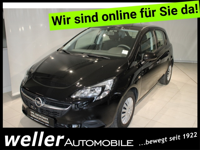 Opel Corsa E 1.2 SELECTION Klima CD-Mp3 Bluetooth Zentr