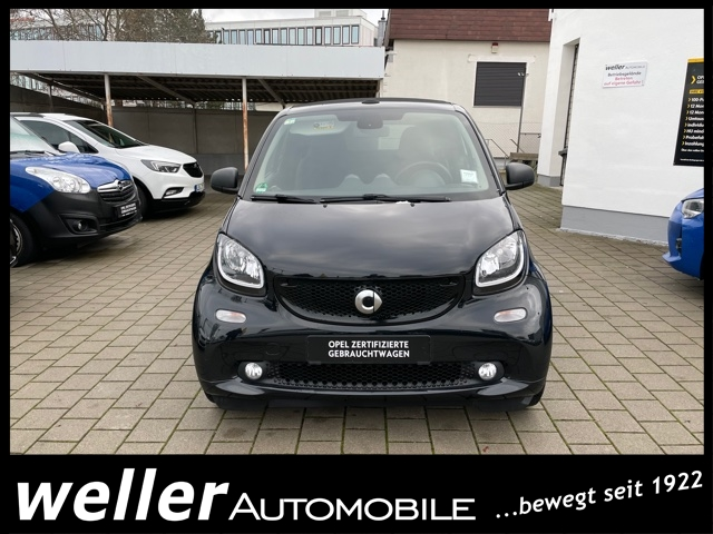Smart fortwo Cabrio PASSION Klimaautomatik Bluetooth Sit