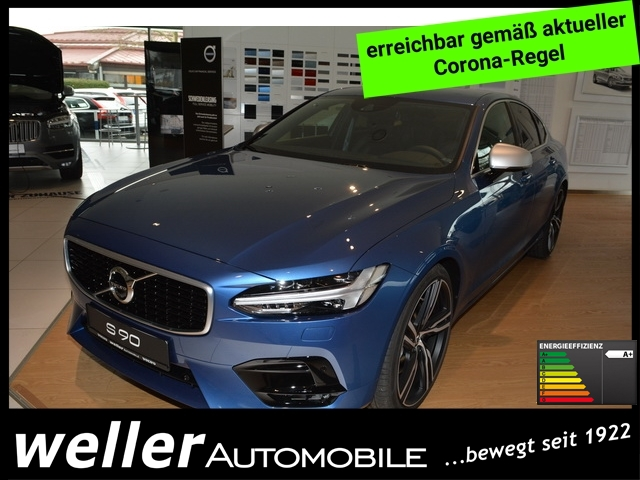 Volvo S90 D5 AWD R-Design Navi Voll-LED Heico Selected S