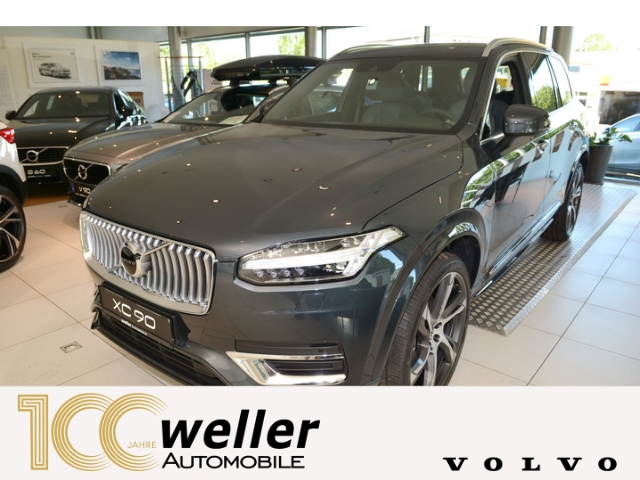 Volvo XC 90 B5 Inscription 7-Sitzer AWD Mild-Hybrid Luft