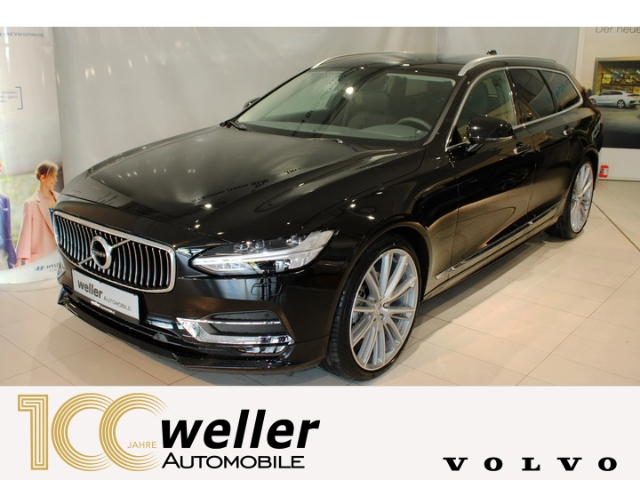 Volvo V90 D5 Inscription AWD Blis Nappaleder 21 Zoll LED