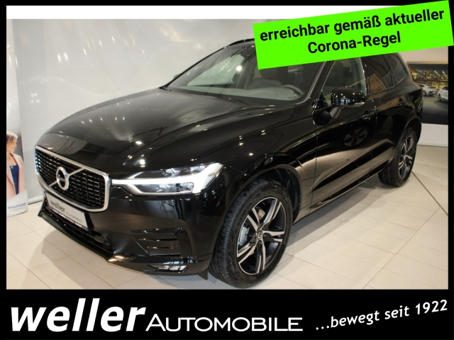 Volvo XC 60 D4 R-Design FWD Navi + Blis + CD-Player LM 1