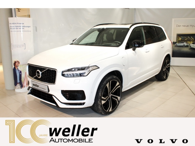 Volvo XC 90 T8 Twin Engine R-Design AWD 7-Sitzer LM 22 Z