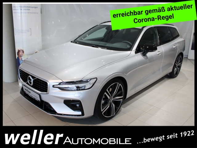 Volvo V60 D4 R-Design FWD Navi + Blis + CD-Player LM 20