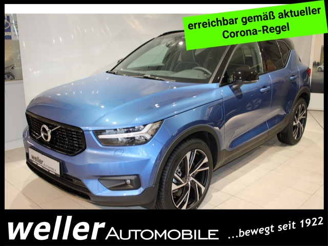 Volvo XC40 T5 Twin Engine R-Design FWD Navi 20 Zoll LED