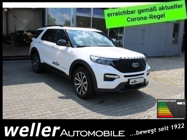 Ford Explorer Plug-in-Hybrid 4x4 ST-Line 3.0