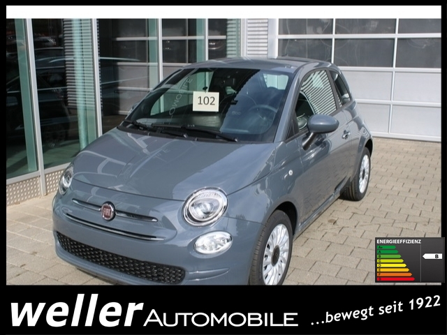 Fiat 500 Lounge 1.0 MildHybrid Bluetooth Apple CarPlay
