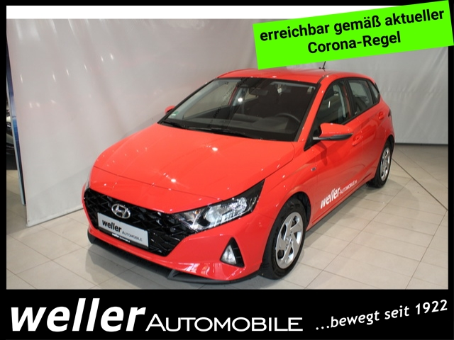 Hyundai i20 NEW 48V / iMT / Select mit Funktionspaket