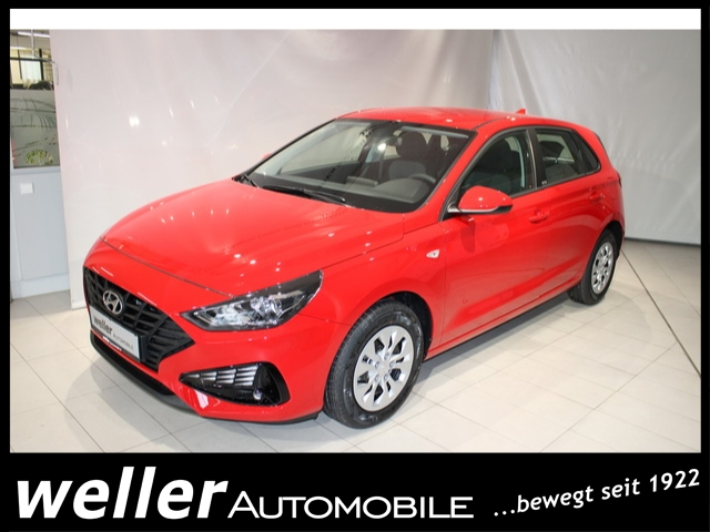 Hyundai i30 PURE Klima, Bluetooth-Freisprech., Digitalradi