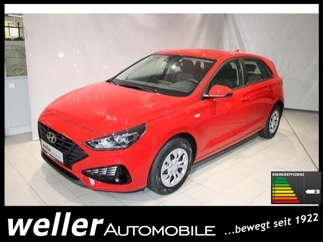 Hyundai i30 PURE Bluetooth-Freisprech., Digitalradio (DAB+