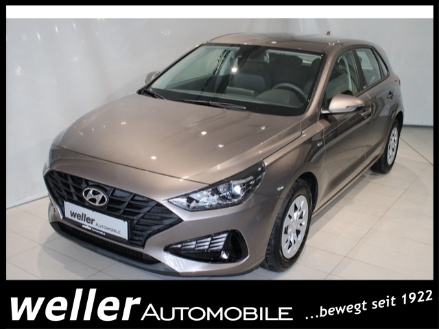 Hyundai i30 1,0l TURBO Select 48V-Hybrid iMT Funktionspake