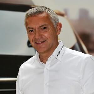 Portrait von Zoran Rojko