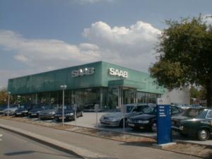 Saab Autohaus in Bietigheim-Bissingen