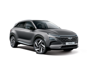 Hyundai Nexo SUV Wasserstoff aus Korea