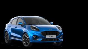 Ford Puma Kleinwagen
