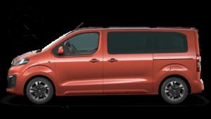 Van Opel Zafira transparenter Hintergrund